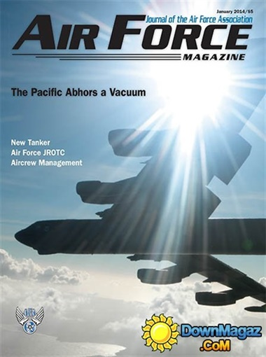Air Force Magazine & Almanac