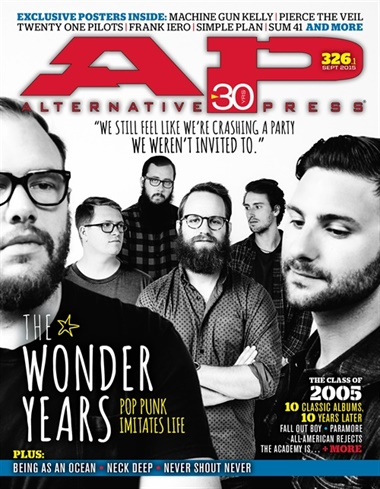 Ap Alternative Press Magazine