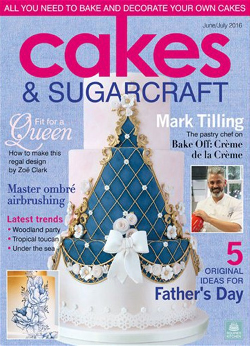 Cakes And Sugarcraft