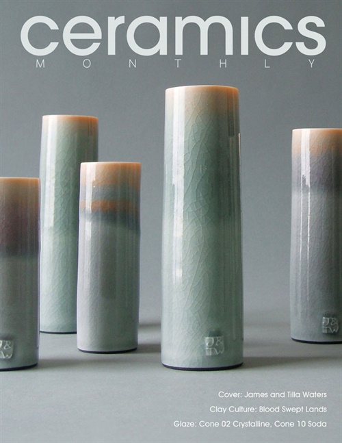 Ceramics Monthly