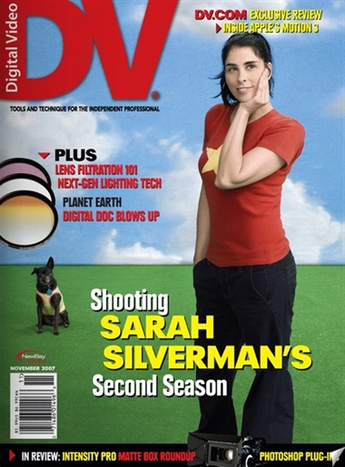 Digital Video Dv Magazine
