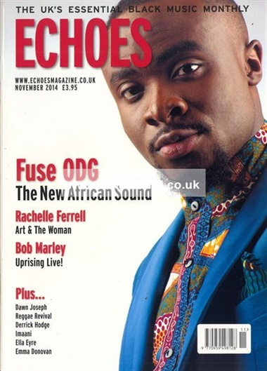 Echoes Monthly Magazine