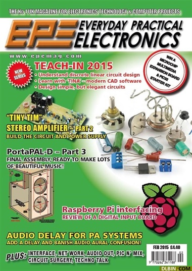 Everyday Practical Electronic