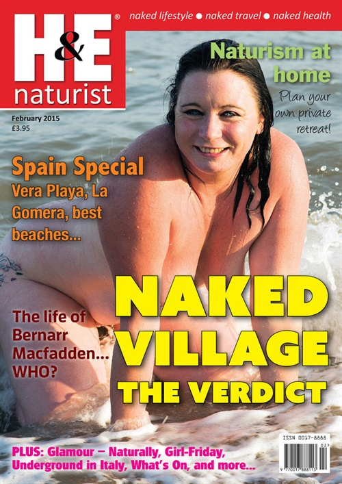 H & E Naturist Health And Efficiency Naturist