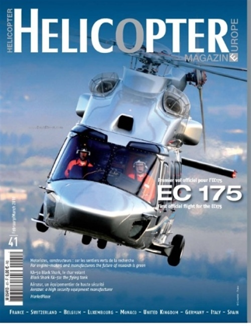 Helicopter Magazine Europe