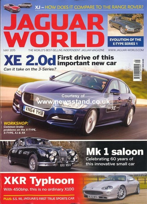 Jaguar World Monthly