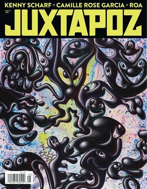 Juxtapoz Art & Culture Magazine