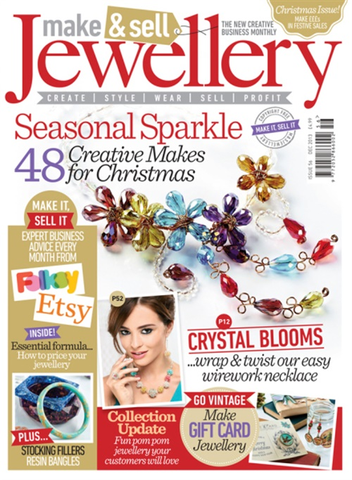 Make & Sell Jewellery Magazine