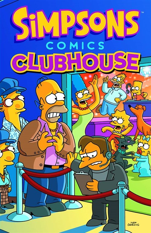 Simpsons Comic