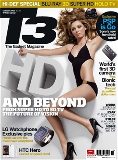 T3 - The Gadget Magazine