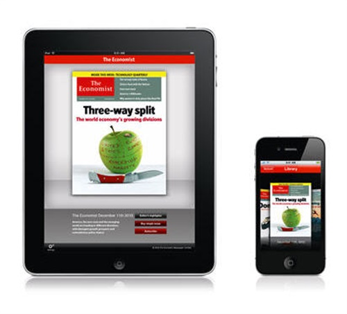 The Economist Digital only
